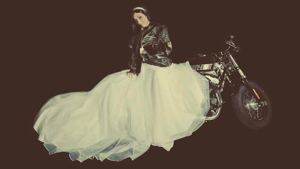 Harley Davidson Wedding Inspiration Caroline Arthur Bespoke