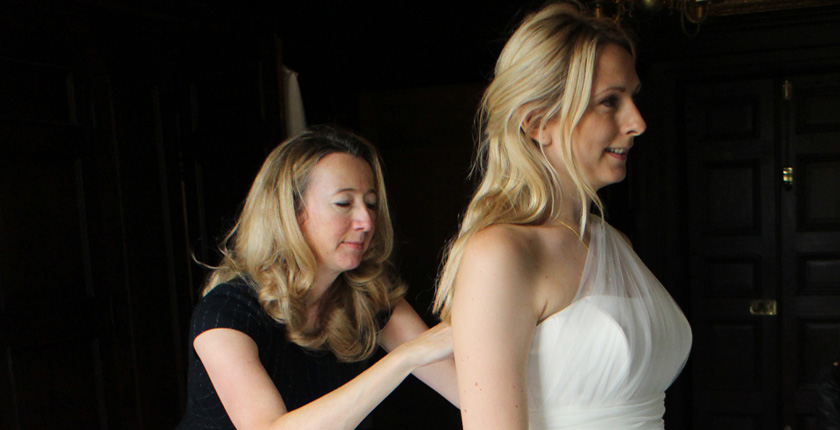 Real Bride Case Study #1 Discovering Caroline